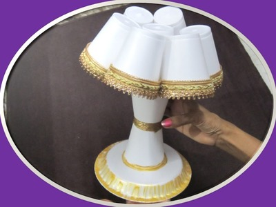 HM Show Lamp with Thermoglass || How to Make show Lamp with thermoglass  || Cute Coffee glass Lamp