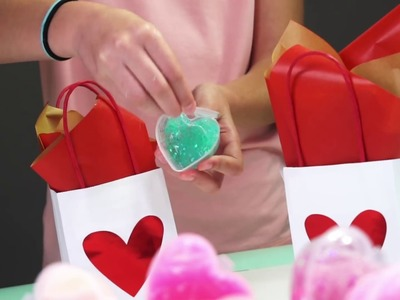 Part 2- For slime lovers - Valentines Edition - EZPZ ideas