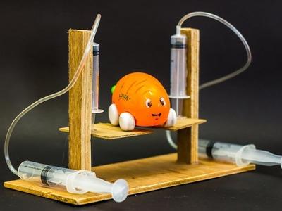 School Science Projects Hydraulic Lift