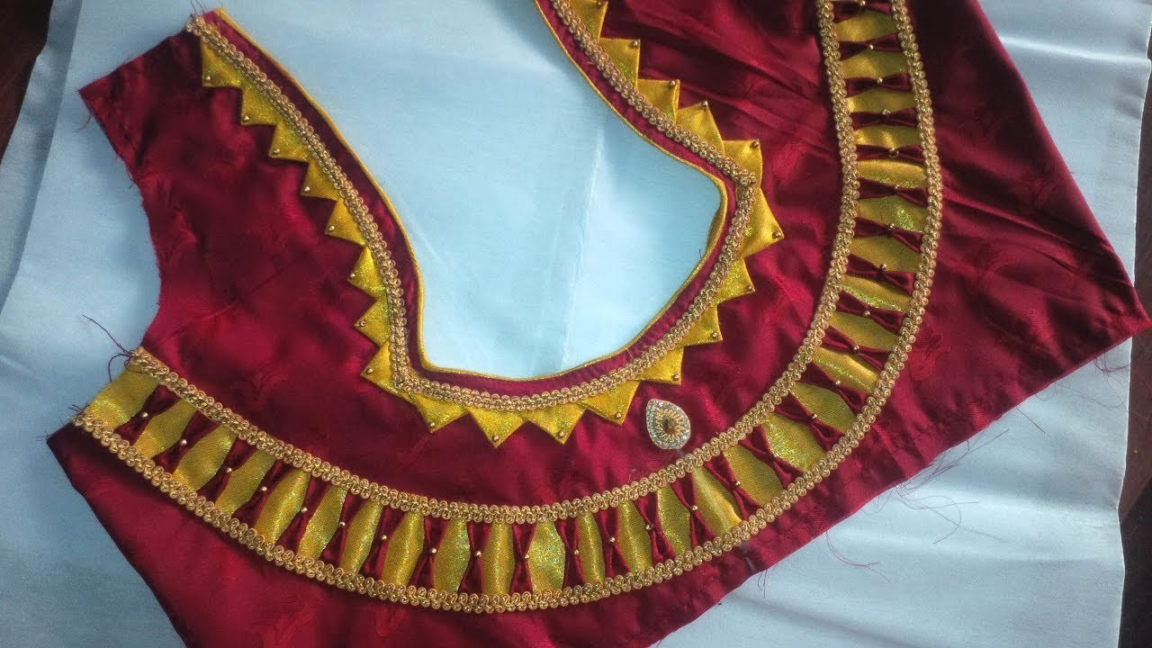 Simple Blouse Back Neck Designs Photos 2017 Top 8 Most Trending Blouse Back Neck Designs For South India Fashion Blouses Discover The Latest Best Selling Shop Women S Shirts High Quality Blouses,Pretty French Toe Nail Designs