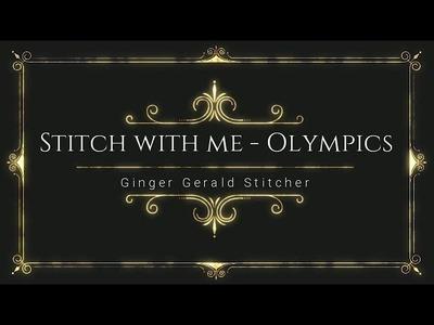 Stitch with me  - Olympics