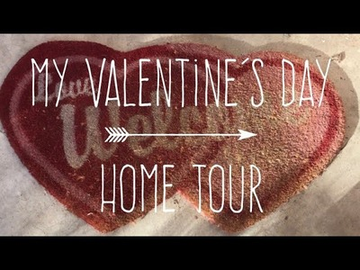 Valentine's Day Home Tour 2018