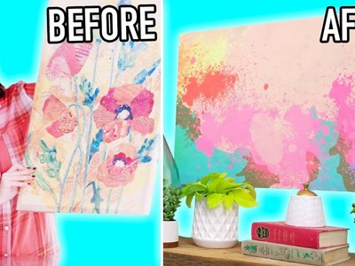 3 DIY Wall Art Hacks from the Thrift Store! - HGTV Handmade