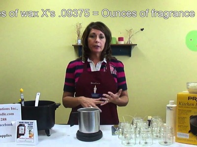 Candle Making Lessons How to Make Candles