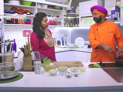 Chef Harpal Singh Sokhi's Holi Special Kheer | RJ Prerna
