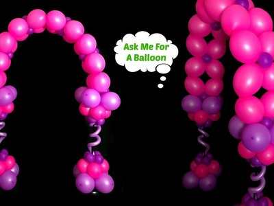 Double Link Balloon Arch