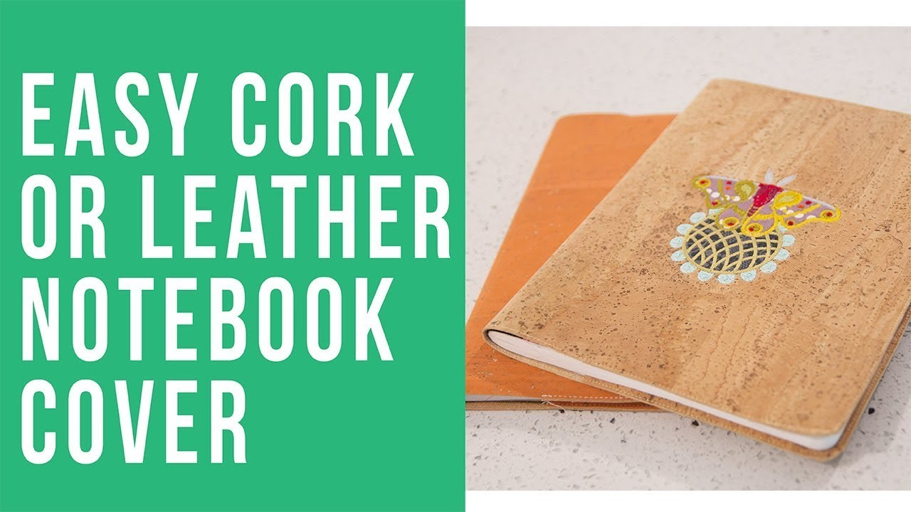 How to Make a Notebook Cover