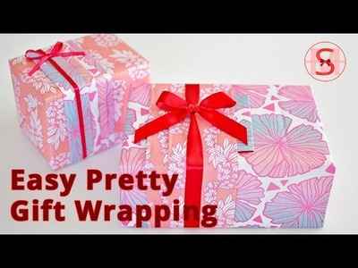 How to Upgrade Your Gift Wrapping with Simple Techniques