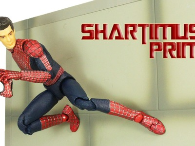 MAFEX The Amazing Spider-Man 2 DX Set Medicom Deluxe 6 Inch Movie Action Figure Review