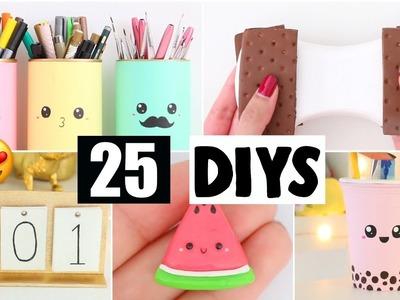 MAKING 25 AMAZING DIY Slimes, Squishies & Room Decor COMPILATION!