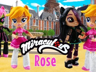 Miraculous Ladybug Toy Rose Doll Princess Fragrance Equestria Girls Mini Custom Doll