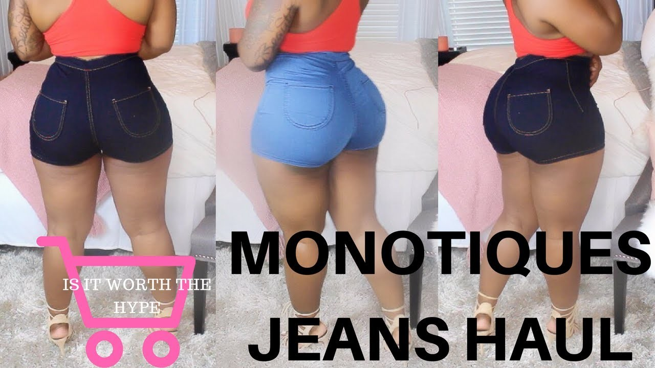 Monotiques Try on Haul | Must Have Jeans |
