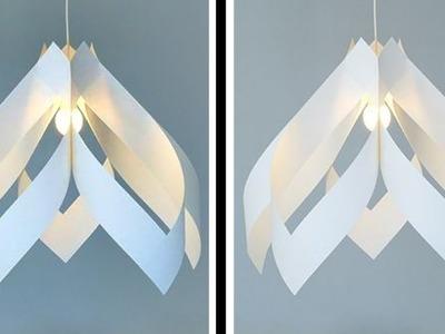 Paper hanging lamp || pendant.hanging lantern