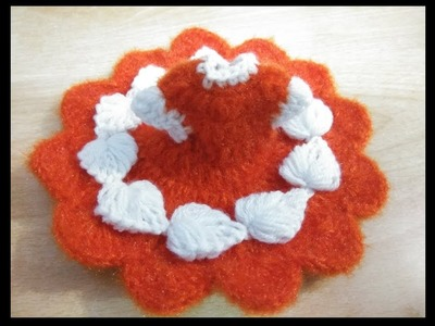 Valentine special dress size 1-2 laddu gopal