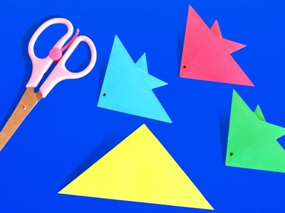 15 PAPER CRAFT IDEAS FOR KIDS