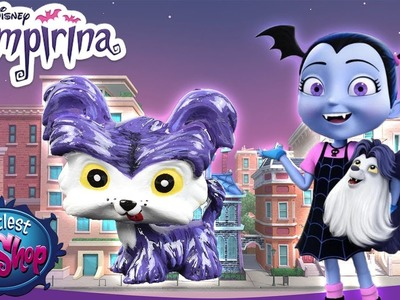 Custom LPS VAMPIRINA WOLFIE DOG Tutorial DIY