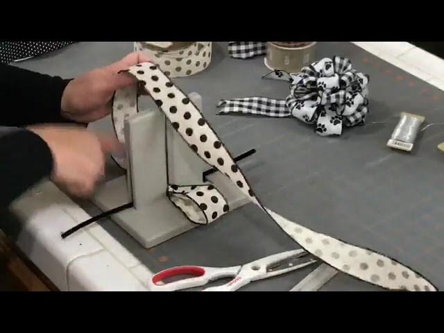 DIY Bow Making Tutorial