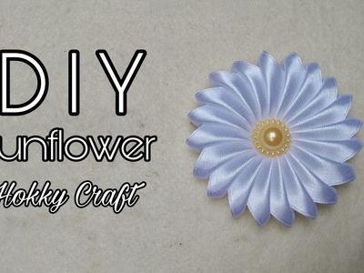 DIY ll Tutorial Sunflower II Handmade Hokky Craft Jogjakarta