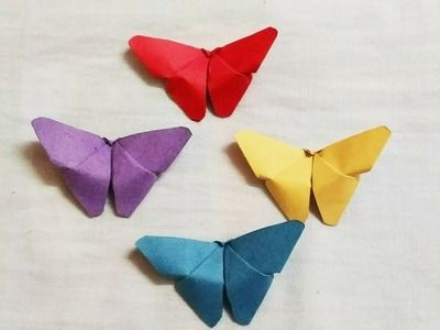 Diy Paper Butterflies Easy Craft How To Make