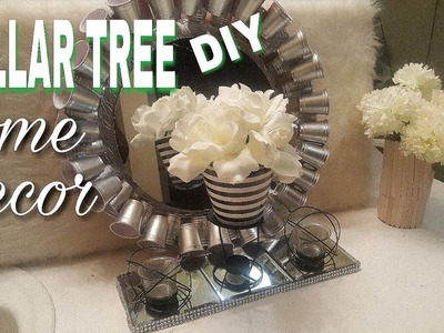 DOLLAR TREE diy home decor ROOM DECOR WEDDING DECOR