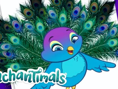 Enchantimals | Craft Flap | Art for Children
