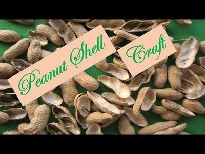 HM Peanut (Groundnut) craft perception    How to make groundnut toran