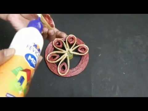 How to make Newspaper Basket.Box || Best out of Waste Newspaper Craft