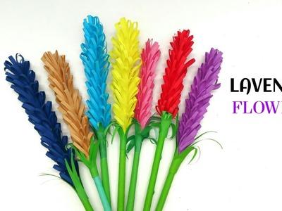 Lavender Flowers - DIY Tutorial - 56