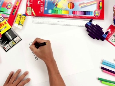 Make  your own Elephant - Connector Pen Craft