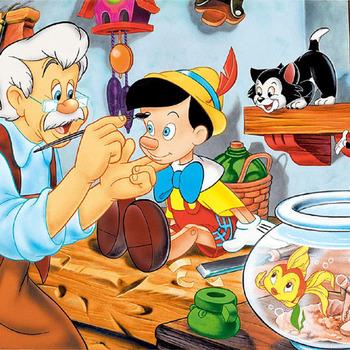 Pinocchio Cross Stitch Pattern***L@@K***