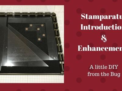 Stampin Up Stamparatus Intro & DIY Enhancements