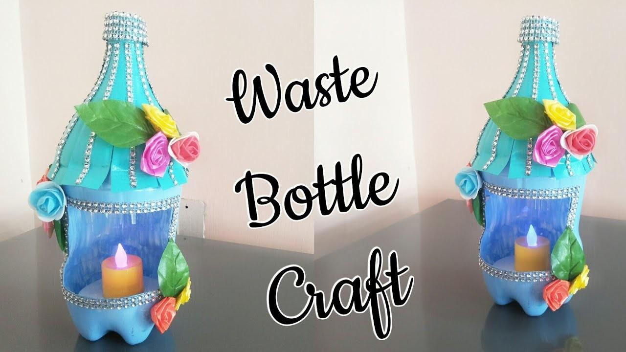 Waste Plastic Bottle Craft Ideas Best Use Of Waste Plastic Bottles