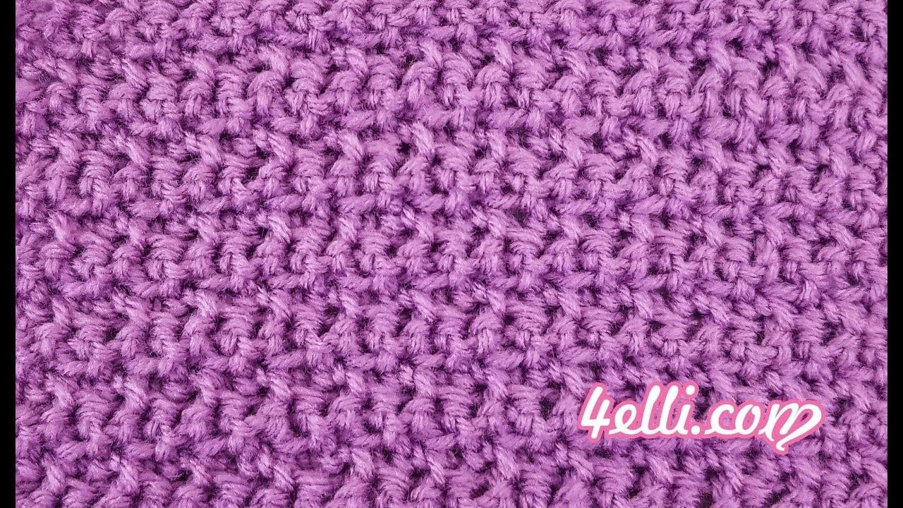 Crochet Alternate Single Crochet Stitch Tutorial (EN)