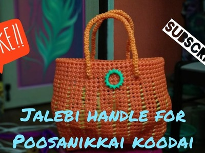 Episode 13: How to make Poosanikkai Koodai (with Jalebi Handle) - Part 2: