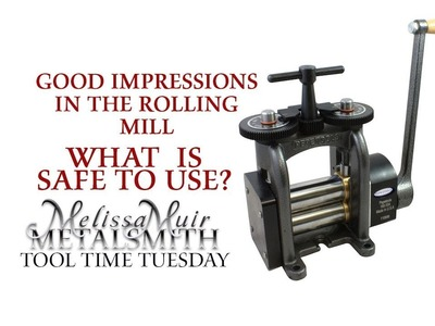 How Do You Get A Good Impression With A Rolling Mill? What Is Safe To Use?