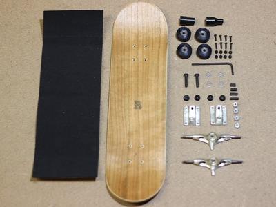 How to Assemble a Handboard