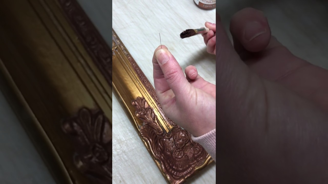 how to make new copper look old
