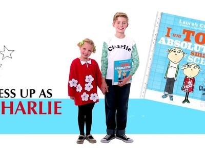 How to dress up as Charlie or Lola on World Book Day