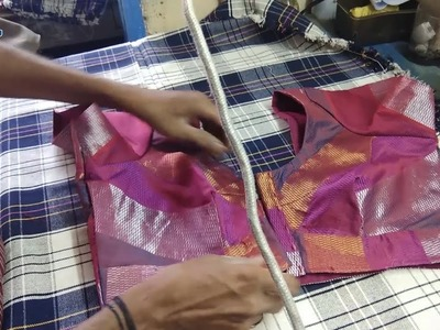 How to Iron a Saree Blouse | Blouse Ironing | Womens Wear | Ladies Clothes | Iron | Istree Bandi