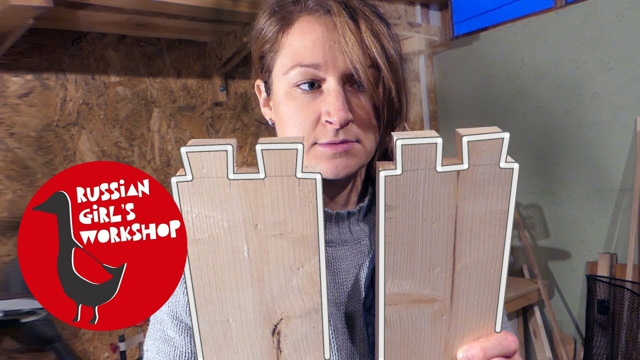 How to make a Dovetail Joint | Easy way of making a joint