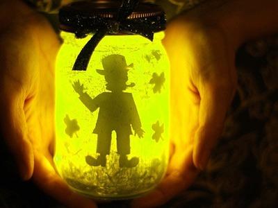 How To Make A Leprechaun Jar! ???? St. Patrick's Day Crafts ????