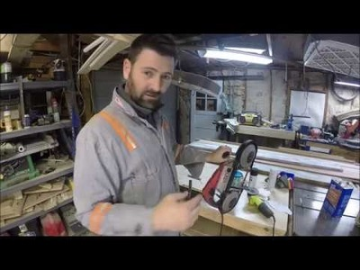 How To Make A Weathered Wood Bed 3 | THE HANDYMAN