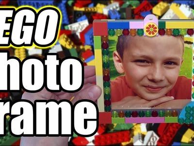 How to Make LEGO Photo Frame