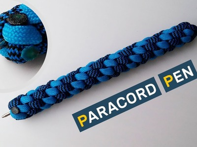 How to make Paracord Pen