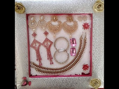 How to pack jewellery|How to Organize and Display Jewellerys|jewellery display ideas