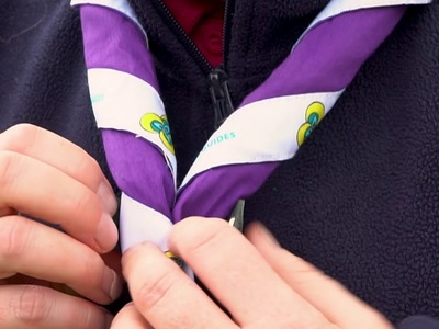 How To Roll A Neckerchief!