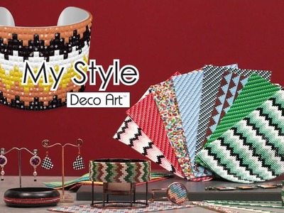 How to Use the My Style Deco Art™ Adhesive Sheets
