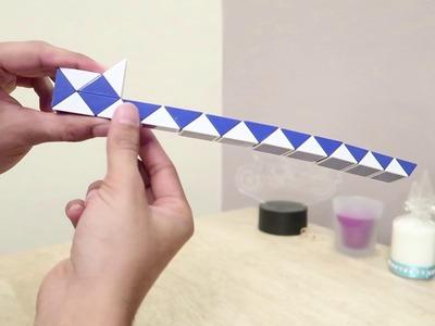 Magic Snake: How to Make a Dog Shape