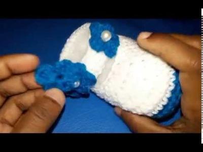 පුංචි මලක් ගොතාමු - Crochet Mini Flower Sinhala