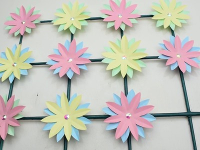 Wall hanging Ideas With Paper | How to Make Wall Hanging Out of Paper | Quill Paper Wall Hangers